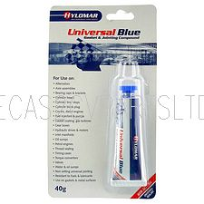 Hylomar sealant in tube for use between crankcase halves