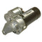 Starter motor, 12 volt, new technology, genuine Valeo, 2cv6 etc. 24 months warranty.