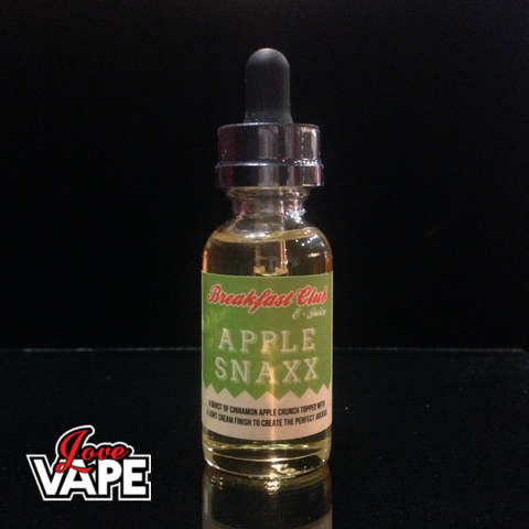 Breakfast Club - Apple Snaxx 30ml