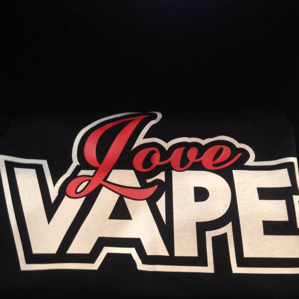 Love Vape Shirts