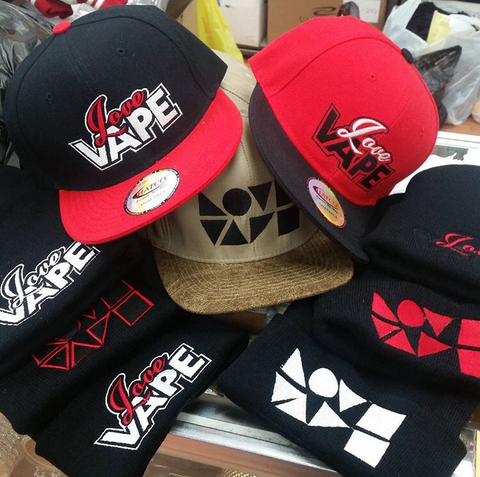 Love Vape Hats