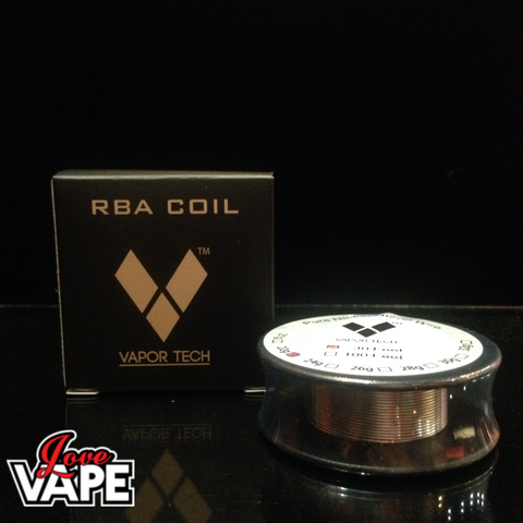 Vapor Tech 30ft Rba Nickel Coils