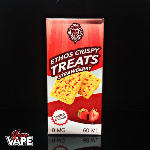 Ethos Crispy Treats - Strawberry