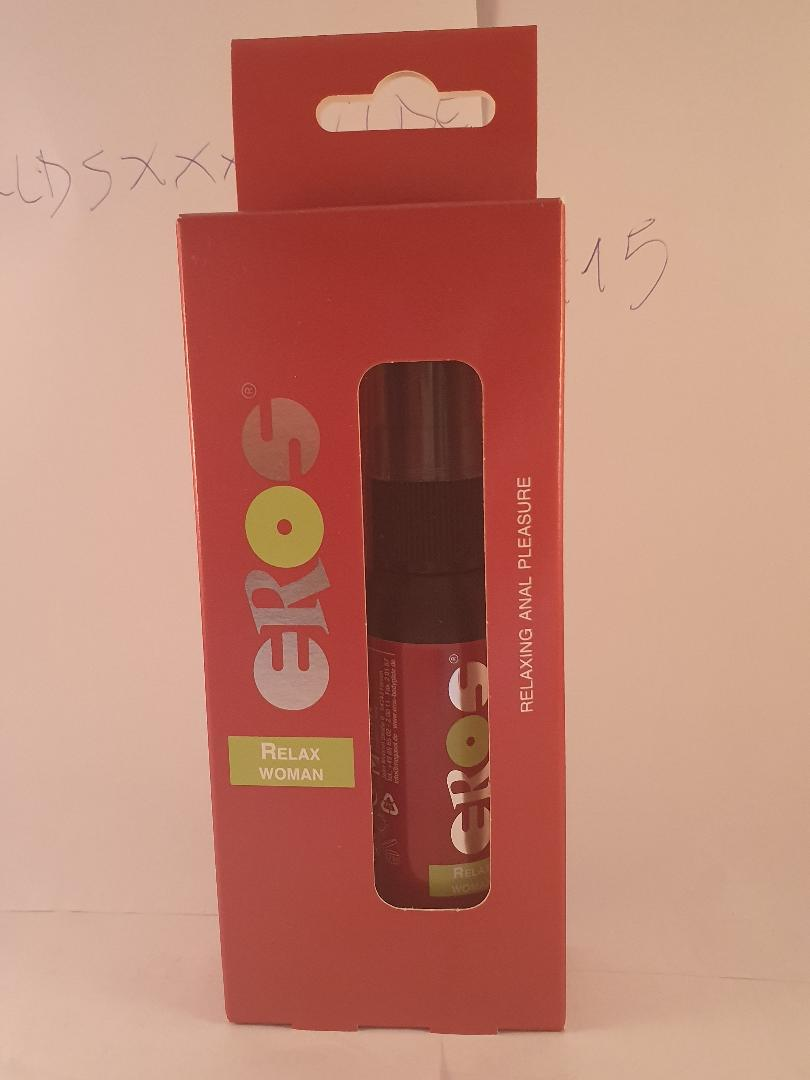Anal spray relax for woman water-based relaxation anus by Eros 30ml - WorldSxxxWide2k15