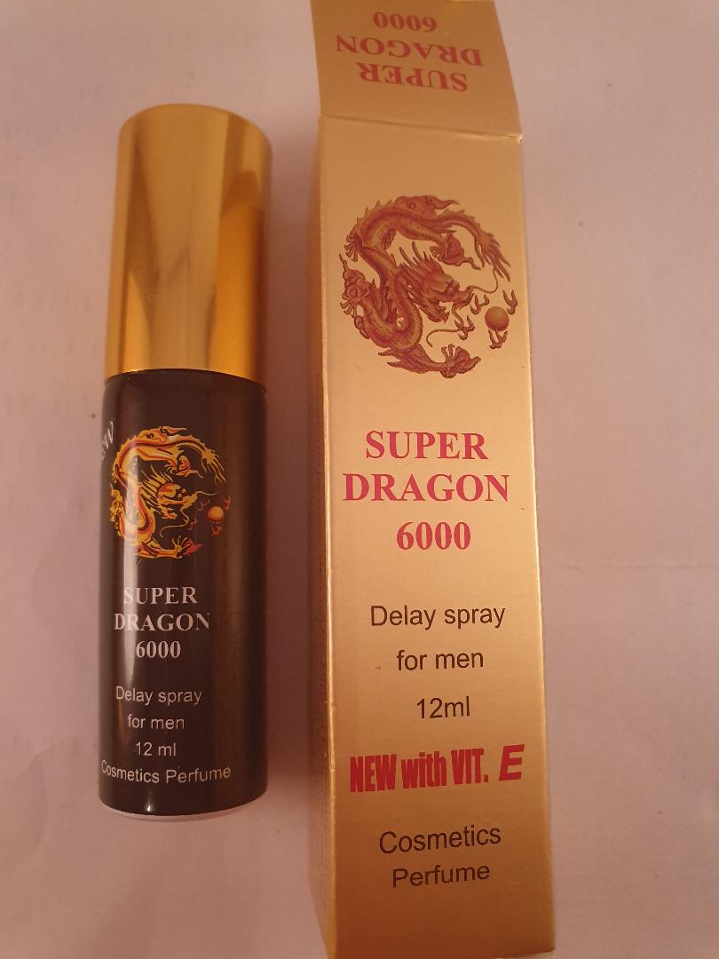 Delay Spray Super Dragon 6000 - WorldSxxxWide2k15