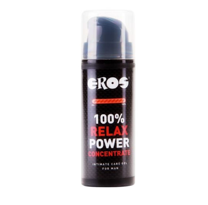 Anal Relax Eros Man 100% Power Concentrate Male gel Relaxing lube Cooling 30ml - WorldSxxxWide2k15