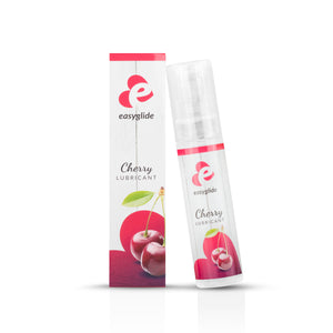 {WWR2K15} EasyGlide Cherry Waterbased Lubricant - 30ml/1fl oz - WorldSxxxWide2k15