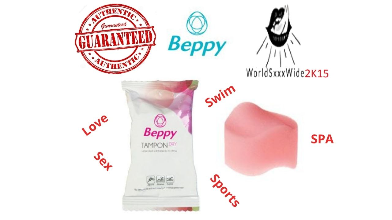 Beppy Comfort Tampons Sponge Stringless Dry for Female