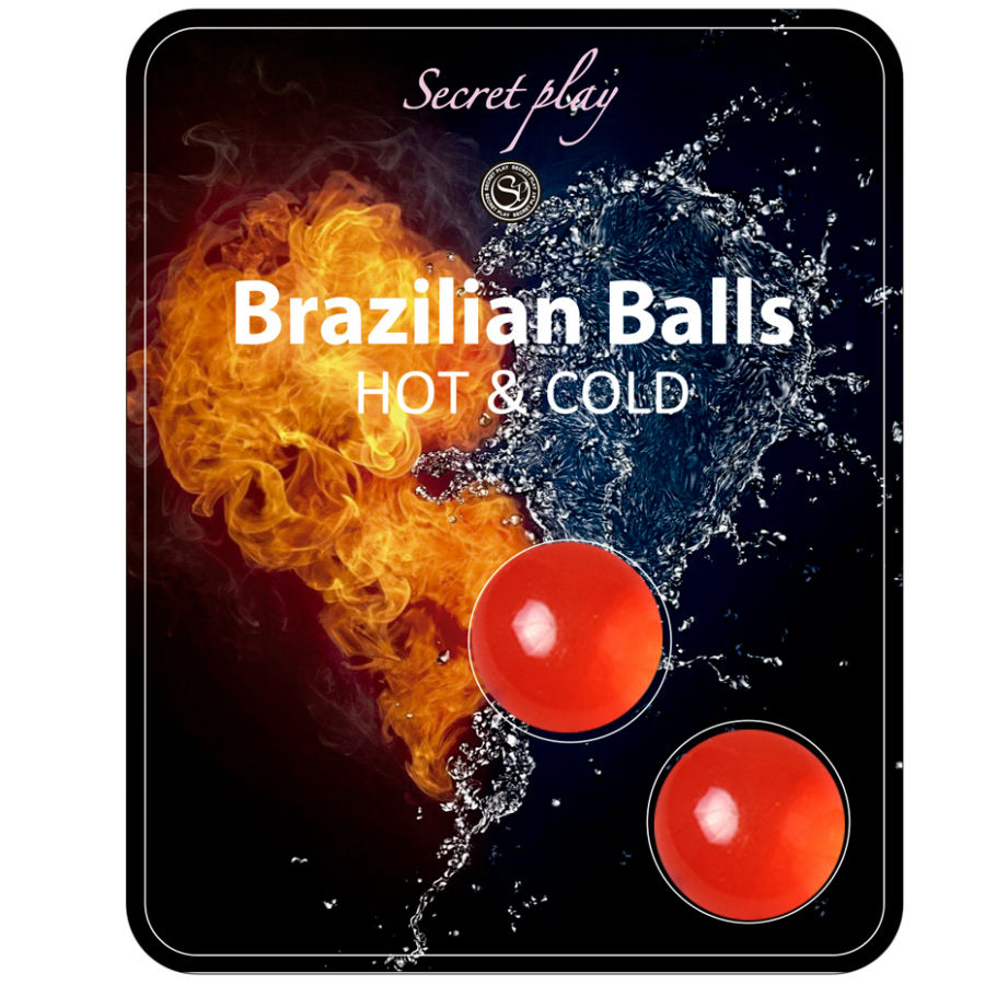Brazilian Balls Orgasmic Foreplay Lubricant Hot & Cold - WorldSxxxWide2k15