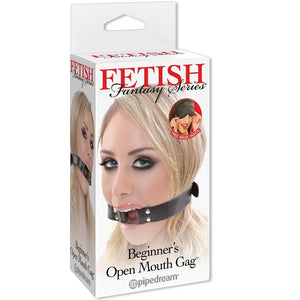 Open Mouth Gag Beginners Fetish Fantasy by Pipedream - WorldSxxxWide2k15