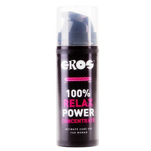 EROS 100% RELAX ANAL WOMEN POWER CONCENTRATE 30ML - WorldSxxxWide2k15