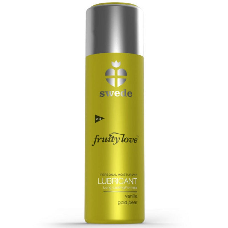 Fruity Love Lubricant Vanilla Gold Pear 50ml - WorldSxxxWide2k15