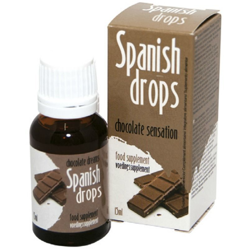 SPANISH FLY CHOCOLATE MIX 15 ML - WorldSxxxWide2k15