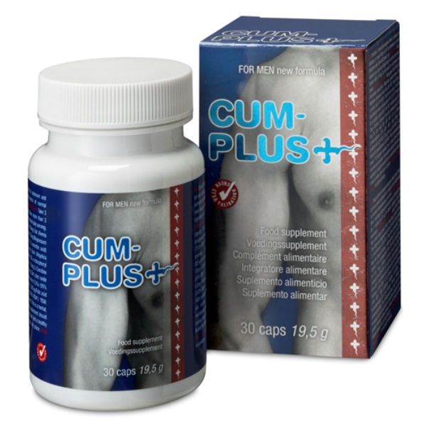 Cum Plus Cobeco for increase the sperm quality testosterone 30caps - WorldSxxxWide2k15