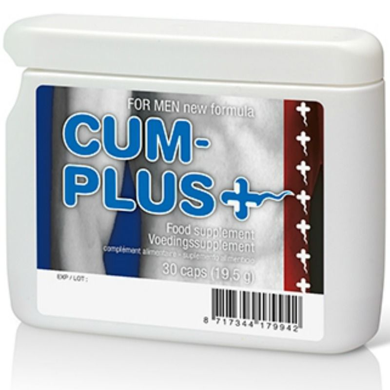 CUM PLUS ENHANCER CAPS FLATPACK - WorldSxxxWide2k15