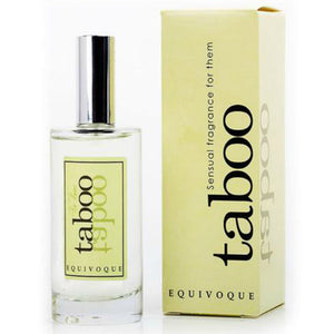 Taboo Equivoque for them unisex perfume with sex pheromones 50ml - WorldSxxxWide2k15