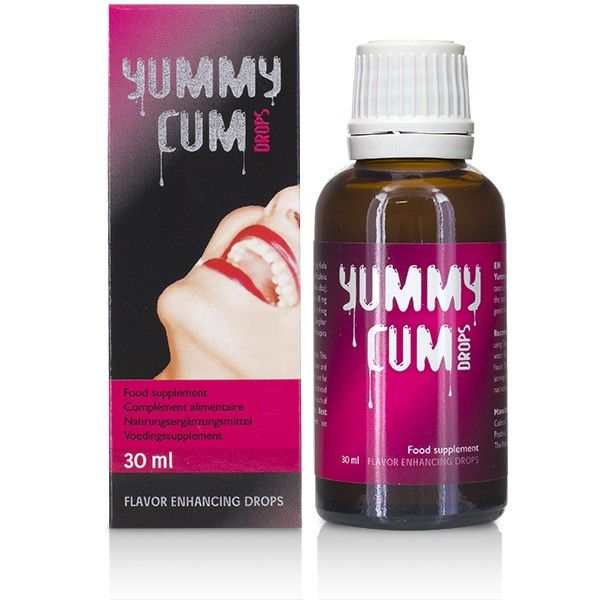 YUMMY CUM DROPS 30ML - WorldSxxxWide2k15