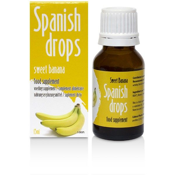 Spanish Fly sexual stimulant love drops energy drink Banana Fresh15ml - WorldSxxxWide2k15