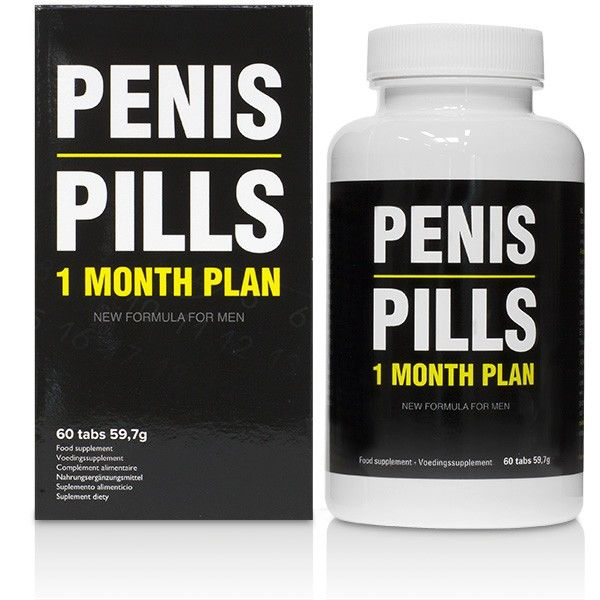 Penis enlargement 1 month plan sex stimulant for men 60tabs - WorldSxxxWide2k15