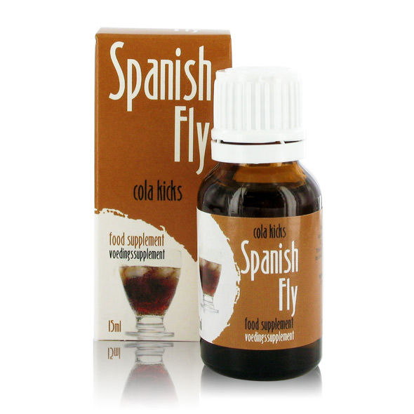 SPANISH FLY COLA KICKS 15 ML - WorldSxxxWide2k15