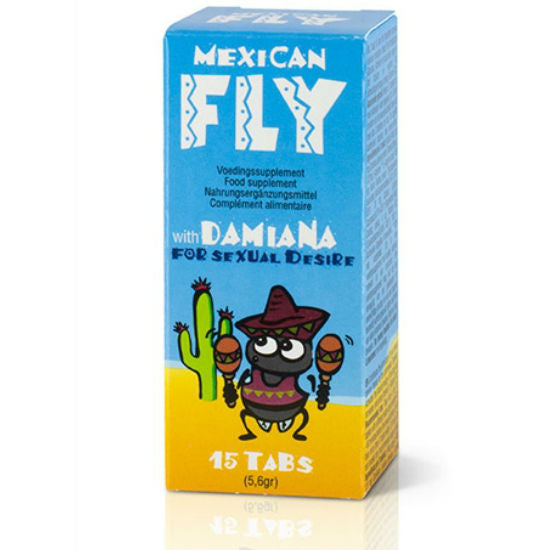 Penis Enhancement Pills Mexican Fly 15 Tabs - WorldSxxxWide2k15