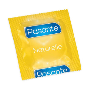Pasante Naturelle Natural Feel Condoms 6-12-20-30-50-100 Pcs - WorldSxxxWide2k15