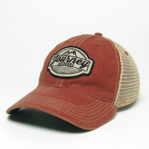 Journey Outdoors Old Favorite Hat | CARDINAL