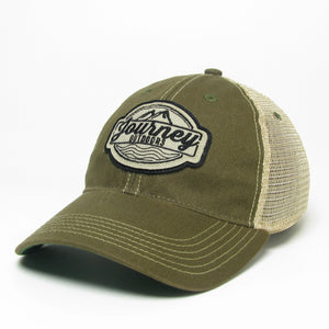 Journey Outdoors Old Favorite Hat | OLIVE