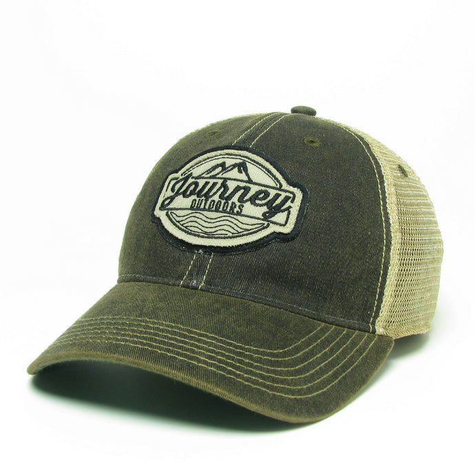 Journey Outdoors Old Favorite Hat | BLACK