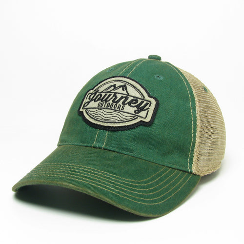 Journey Outdoors Old Favorite Hat | GREEN