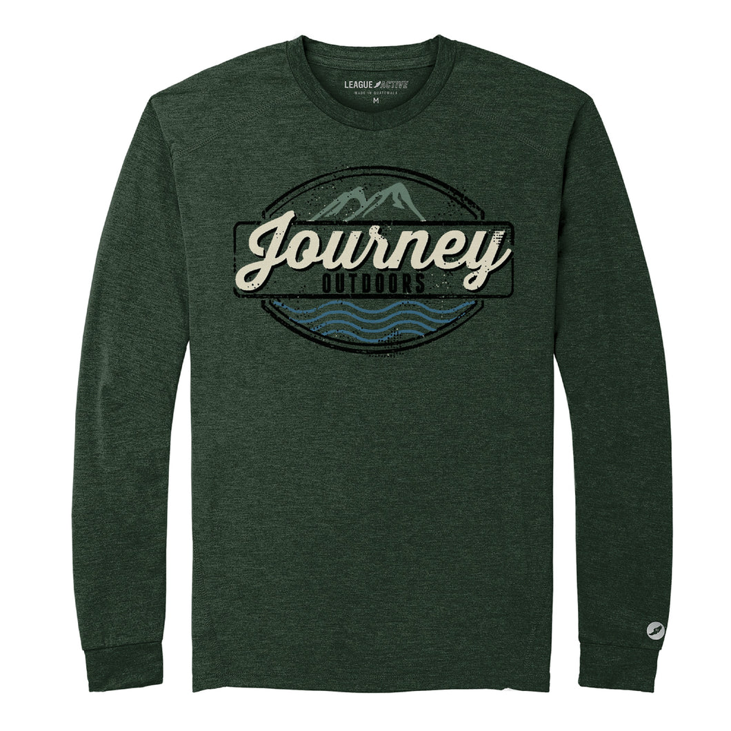 Journey Outdoors Long Sleeve | GREEN