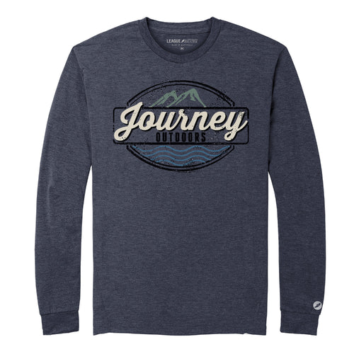 Journey Outdoors Long Sleeve | NAVY