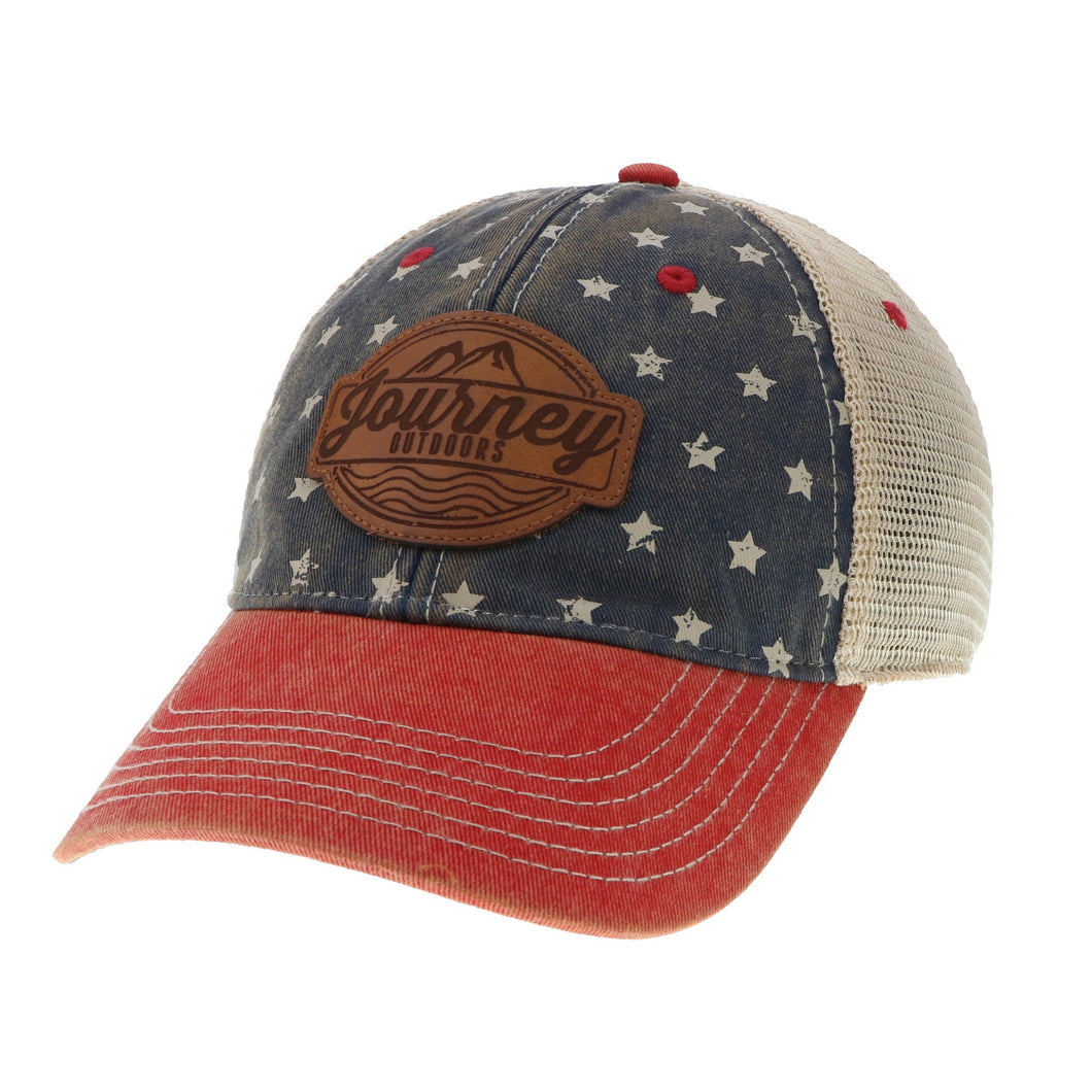 Journey Outdoors Old Favorite Hat | 'MERICA