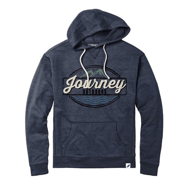 Journey Outdoors Pullover Hoodie | NAVY