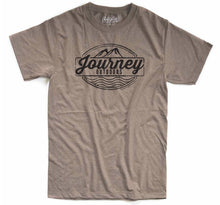 Load image into Gallery viewer, Journey Outdoors Short Sleeve | BROWN