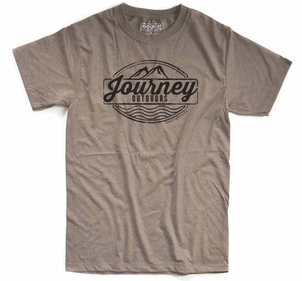 Journey Outdoors Short Sleeve | BROWN