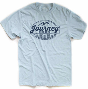 Journey Outdoors Short Sleeve | COOL BLUE