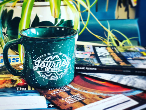 Journey Outdoors Mug | GREEN