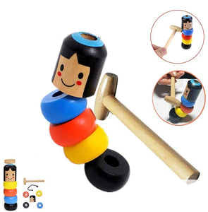 Magic Wooden Toy