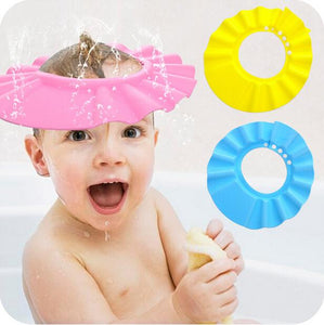 Baby Shower Cap - Flexible Size