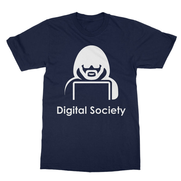 Digital Society Collection  Softstyle T-Shirt