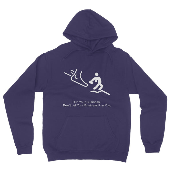 Run Your Business Collection Fleece Pullover Hoodie