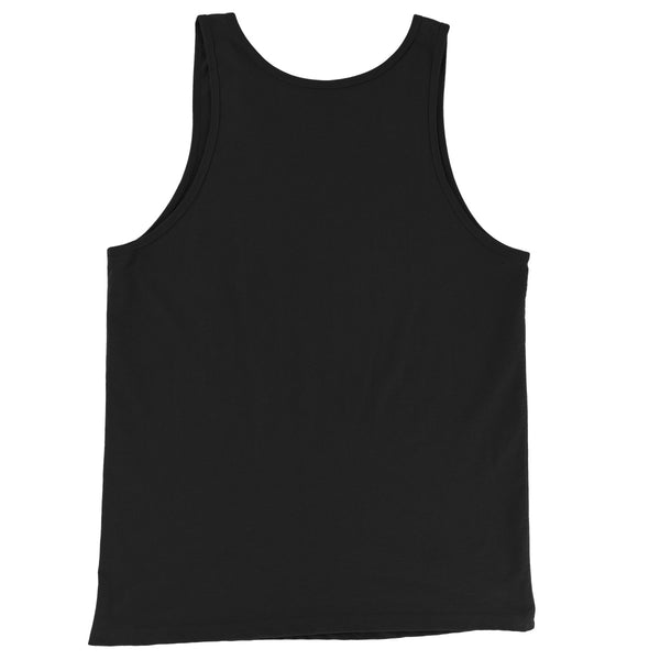 E-Residency Collection: USA  Unisex Jersey Tank Top