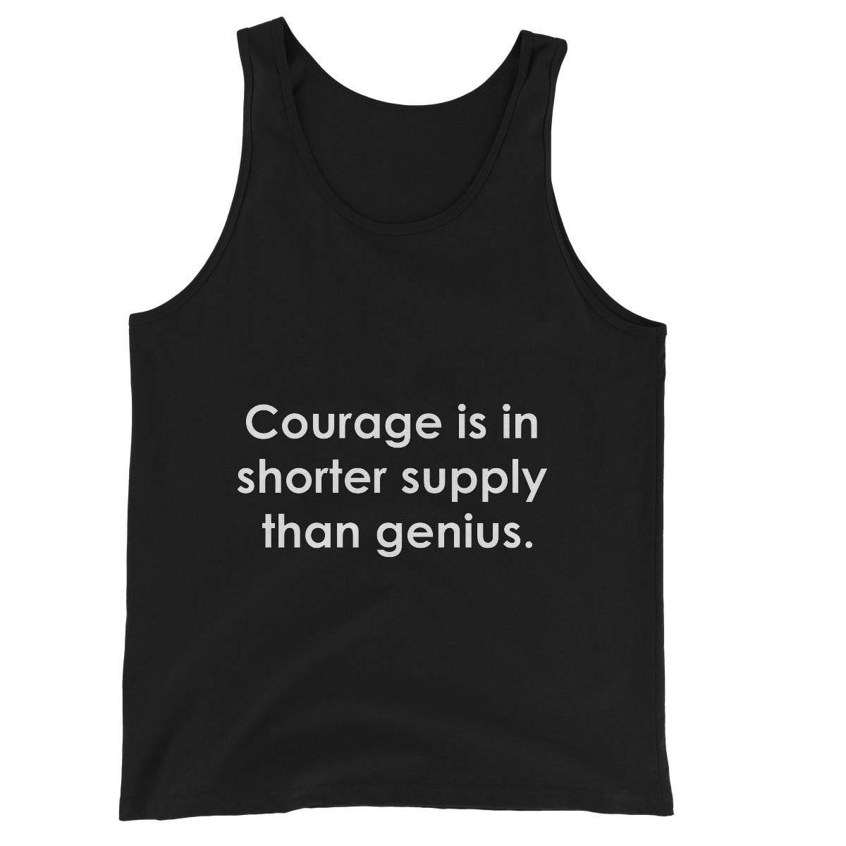 Courage Collection Unisex Jersey Tank Top