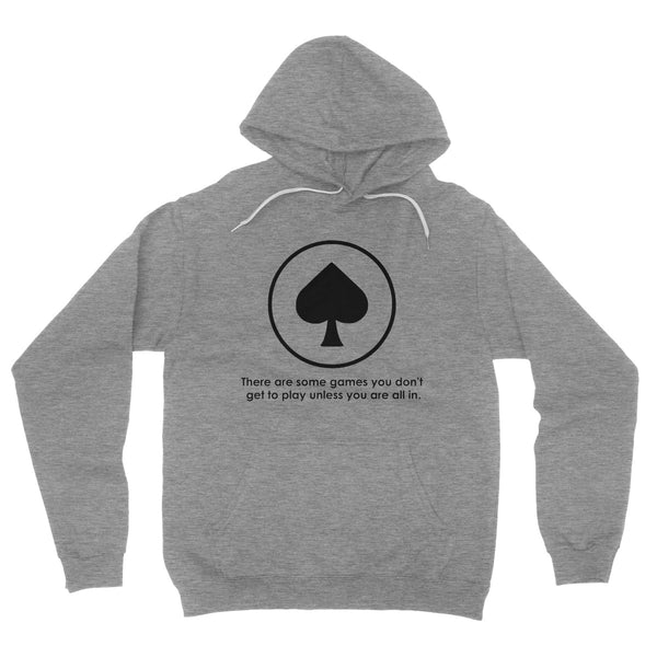All In Collection  Fleece Pullover Hoodie