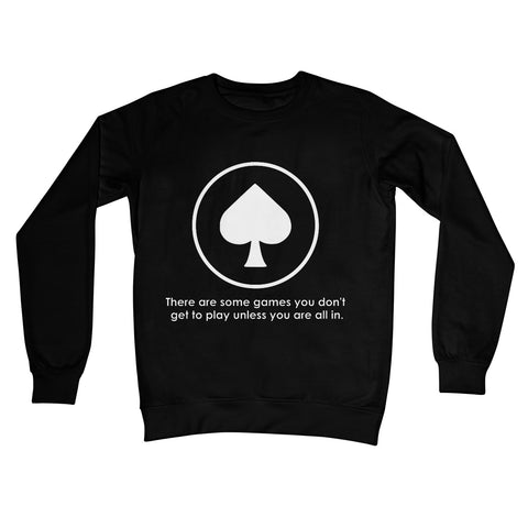 All In Collection  Crew Neck Sweatshirt