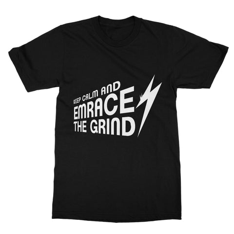 Embrace the Grind Collection Softstyle T-Shirt