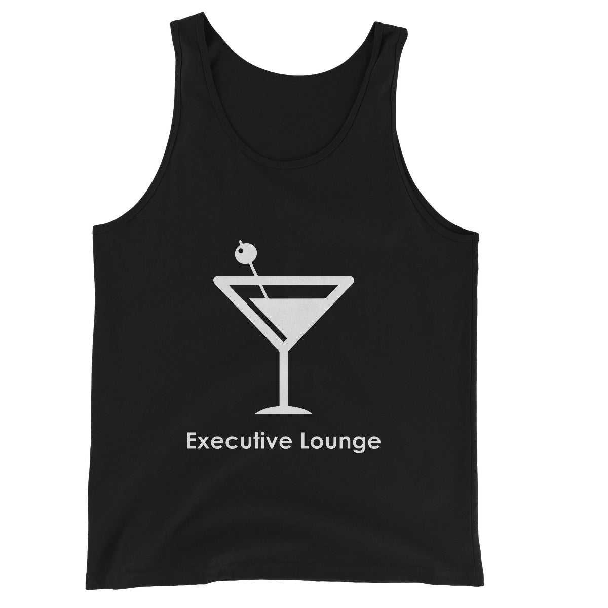 Executive Lounge Collection Unisex Jersey Tank Top