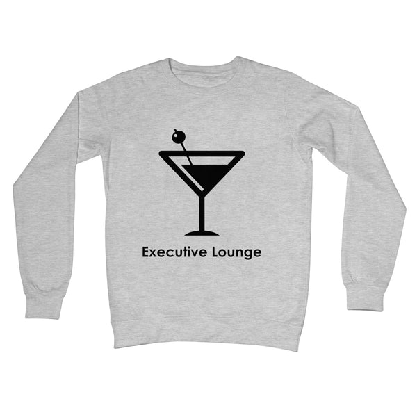 Executive Lounge Collection Crew Neck Sweatshirt