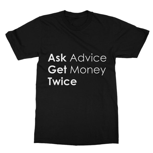 Ask Advice Collection Softstyle T-Shirt